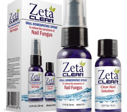 ZetaClear Behandeling De Natuurlijke Nagelschimmelbehandeling
