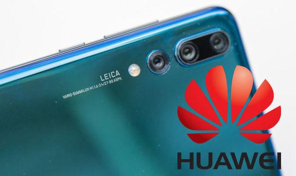 Er Is Een Nieuw Vlaggenschip Uitgebracht Door Huawei De Afgelopen Maand